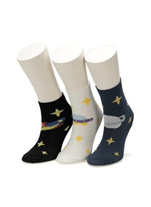 Cool Çorap Ekru
